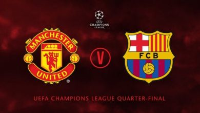 Man United vs Barcelona