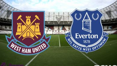 West Ham vs Everton