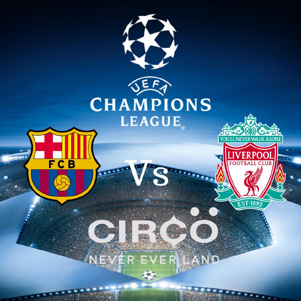 Tottenham Vs Ajax Semi Final: Barcelona Vs Liverpool